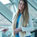 Pardi Dorina, a Szallas.hu senior brand marketing menedzsere